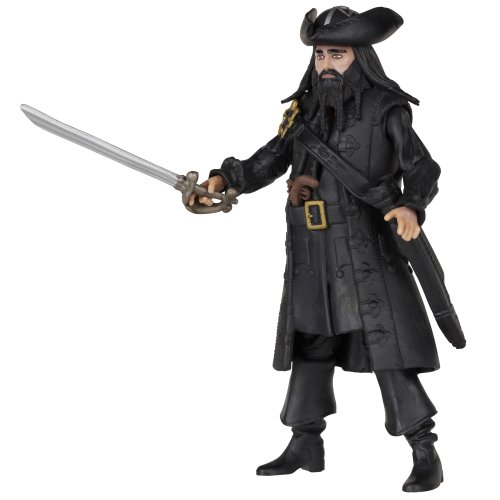 Pirates Of The Caribbean Basic Figure Wave #2