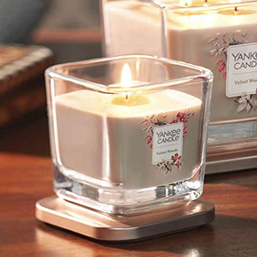 Yankee Candle Velvet Woods Small 1-Wick Square Candle by Yankee Candle (Image #2)