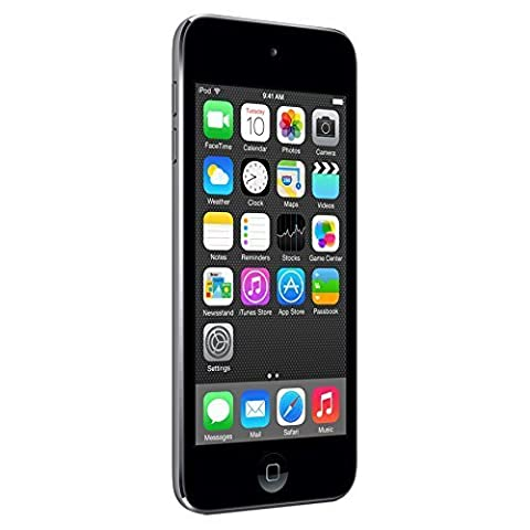 Apple iPod touch 16GB (5th Generation) - Space Gray (Certified Refurbished) (16 Gb Ipod 5th Generation)