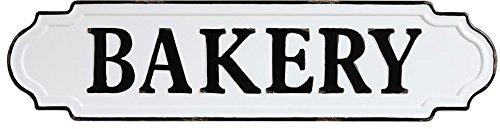 metal bakery sign - 5