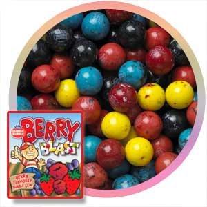 Berry Blast Gumballs, 1LB