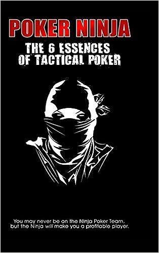 Ninja Poker By Ninja Master 2016 03 30 Amazon Com Books
