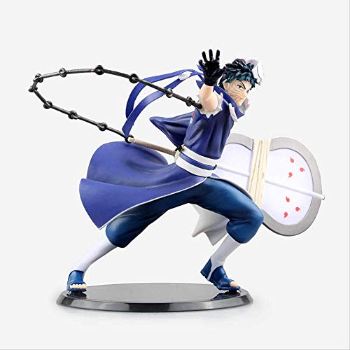 Yangzou-18-Cm-Naruto-Shippuden-Uchiha-Obito-Anime-Figura-De-Accin-Coleccin-De-PVC-Modelo-De-Juguetes-Nios