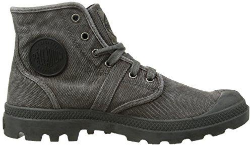 Metal Men's Black Boot Pallabrouse Palladium nq04wg6Hq