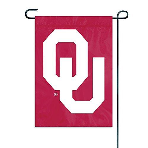 Party Animal NCAA Oklahoma Sooners Garden Flag