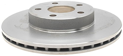 ACDelco 18A407A Advantage Non-Coated Front Disc Brake Rotor