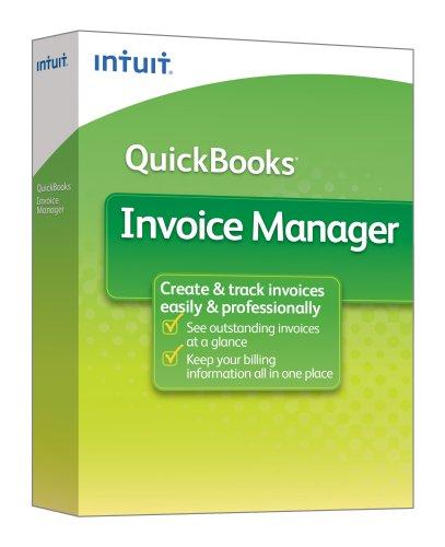 Amazon.com: QuickBooks Invoice Manager 2009 [OLD VERSION]