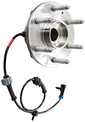 Timken SP500300 Axle Bearing and Hub Assembly ()