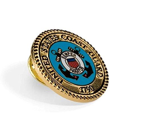 U.S. Coast Guard Lapel or Hat Pin ()