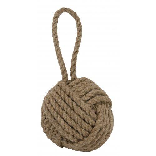 Heavy Rope Knot Doorstop 7