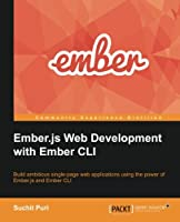 Ember.js Web Development with Ember CLI Front Cover