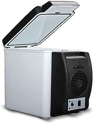 DLYDSS Caja De Refrigeración Eléctrica, Refrigerador For Automóvil ...