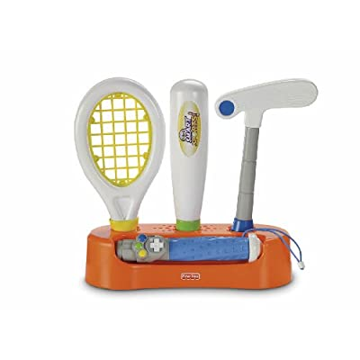 Fisher-Price 3 - In - 1 Smart Sports: Toys & Games