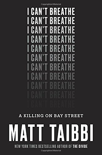 I Can't Breathe: A Killing on Bay Street cover
