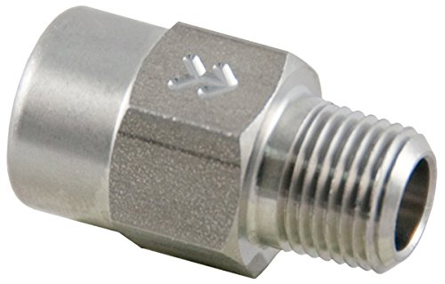 Piston Check Valve (CHK SST 210-2F2M-F, 210 Series Piston Check Valve - Stainless)