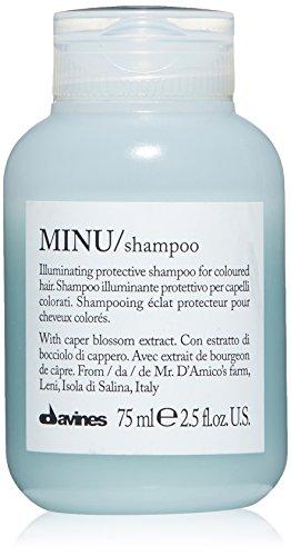 Davines Minu Shampoo, 2.5 fl.oz. (Gentle Shine Enhancing Shampoo)