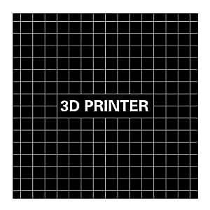 3d Impresión cama pantalla Impresión superficie Impresión ...