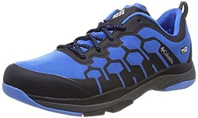 Columbia ATS Trail Fs38 Outdry, Zapatillas para Hombre, Azul (Hyper Blue, Lux 431), 43 EU