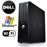 Dell /C2D3.0/NEW 4GB/500GB/XP: Dell Optiplex Desktop - Intel Core 2 Duo 3.0GHz - 4GB DDR2 RAM - 500GB HDD - Microsoft Windows XP Professional - WiFi - DVD/CD-RW (Certified Reconditioned)