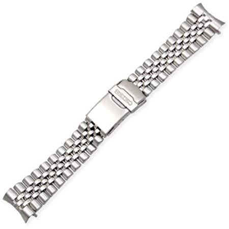 jubilee metal watchband replacement for Seiko dive watches