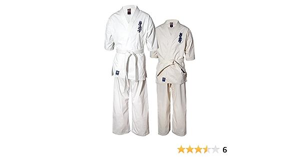 Kyokushin Karate Uniform EMBRODERED KARATEGI Jukado