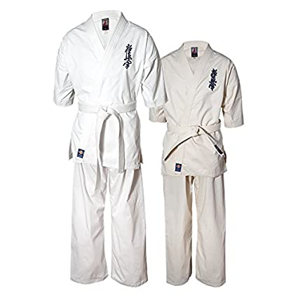 Jukado Kyokushin Karate Uniform EMBRODERED, KARATEGI