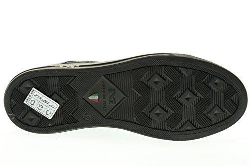 GARDENS BLACK 200 A604380U Blu Turnschuhe hohe Mann 8ddfq