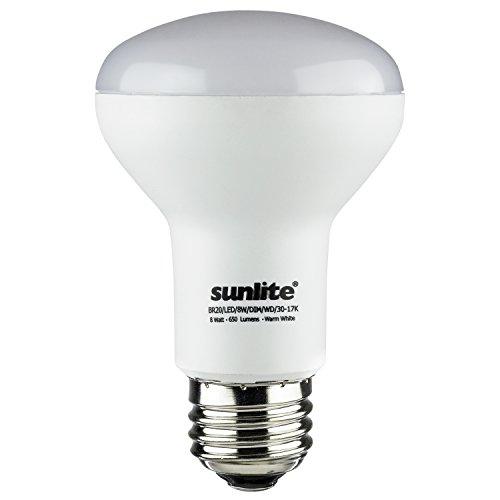 Sunlite BR20 LED 30 16K 3000K 1700K