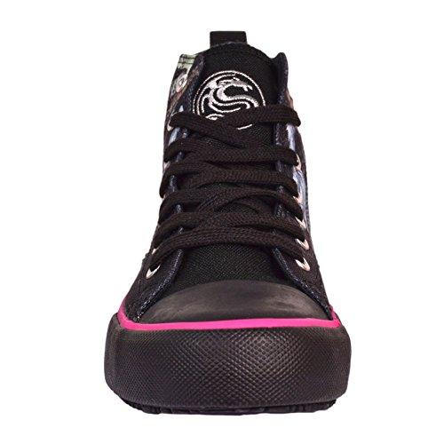Sneaker Donna Spiral Direct Nero Spiral Direct wqHvgtzg