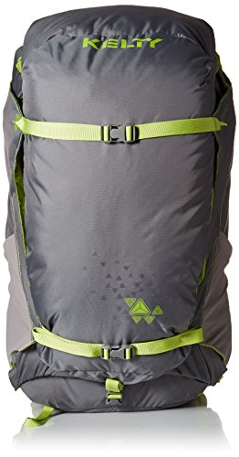 Kelty PK 50 Backpack, Grey/Citron, Medium/Large