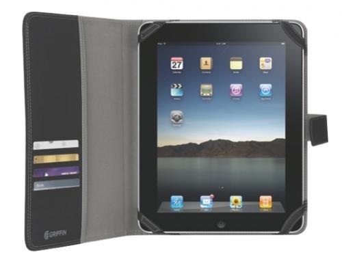 Griffin Elan Passport Folio Case for iPad - Nylon, - Elan Folio Griffin