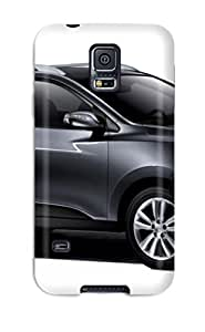 New Tpu Hard Case Premium Galaxy S5 Skin Case Cover(hyundai Car )