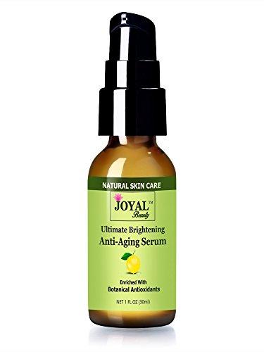 Лучший несмываемый на Exfoliator / Acne Treatment / кожи Brightener- Окончательный Осветляющий Anti Aging сыворотки Joyal Красоты. Гликолевая кислота + салициловая кислота Безопасное удаление омертвевших клеток кожи. Кожа естественно супер питание: Обогащ