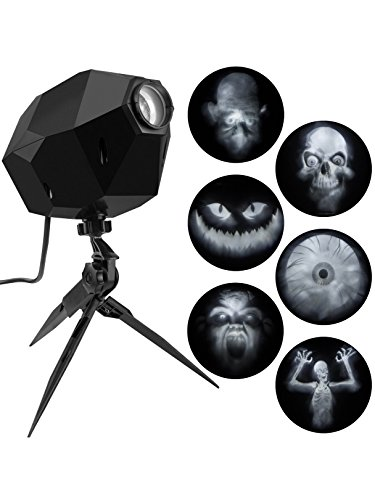 Gemmy Industries Hk Halloween White Illusions Lightshow Projection