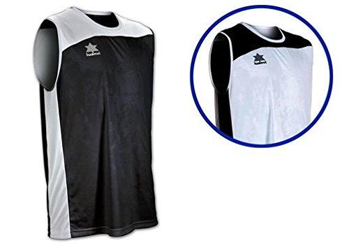 Luanvi Game Camiseta Reversible de Baloncesto, Hombre: Amazon.es ...