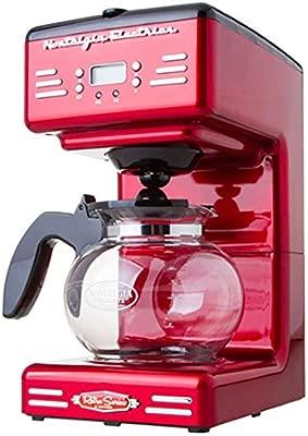 DPPAN Maquina de Cafe con Jarra térmica de 12 Tazas ...