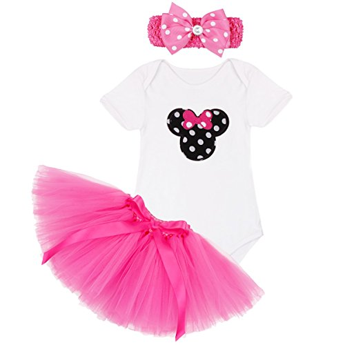 YiZYi (Minnie Mouse Infant Costumes)