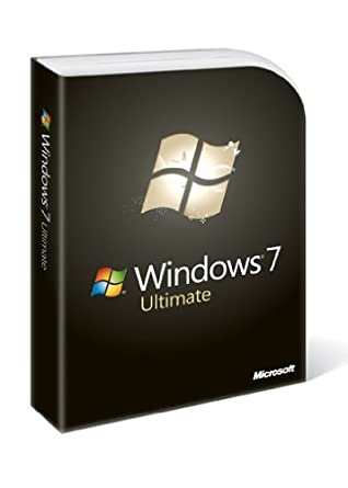 Microsoft Windows 7 Ultimate, Full Version (PC DVD), 1 User: Amazon.es: Software