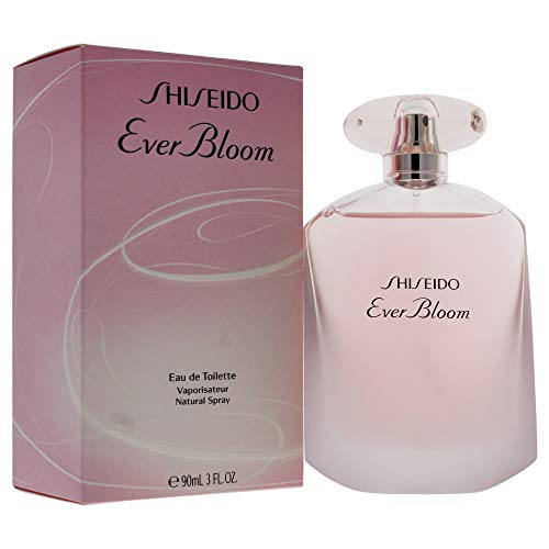 Shiseido - Ever Bloom Eau de Toilette Spray, 90 Ml, 3 Ounce