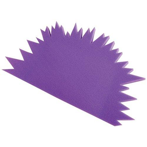 U.S. Toy Foam Child Size Spike Purple Mohawk -