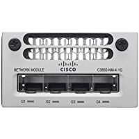 Cisco C3850-Nm-4-1G Network Module Product Category: Networking/Expansion Modules