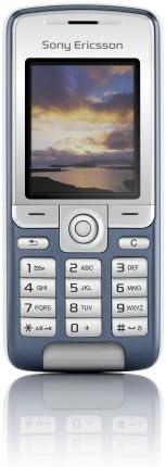Sony Ericsson K310i Blue Vodafone Prepay Free Amazon Co Uk Electronics