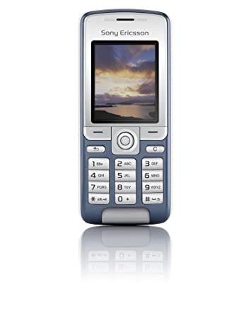 sony ericsson k310i blue vodafone prepay free amazon co uk rh amazon co uk Sony Ericsson K750i Sony Ericsson W810i