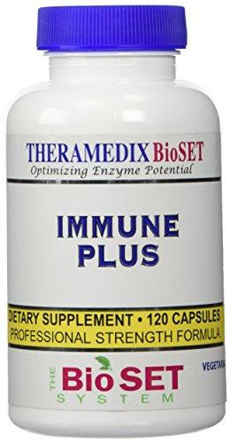 Theramedix BioSet Immune Support – 120 vcaps