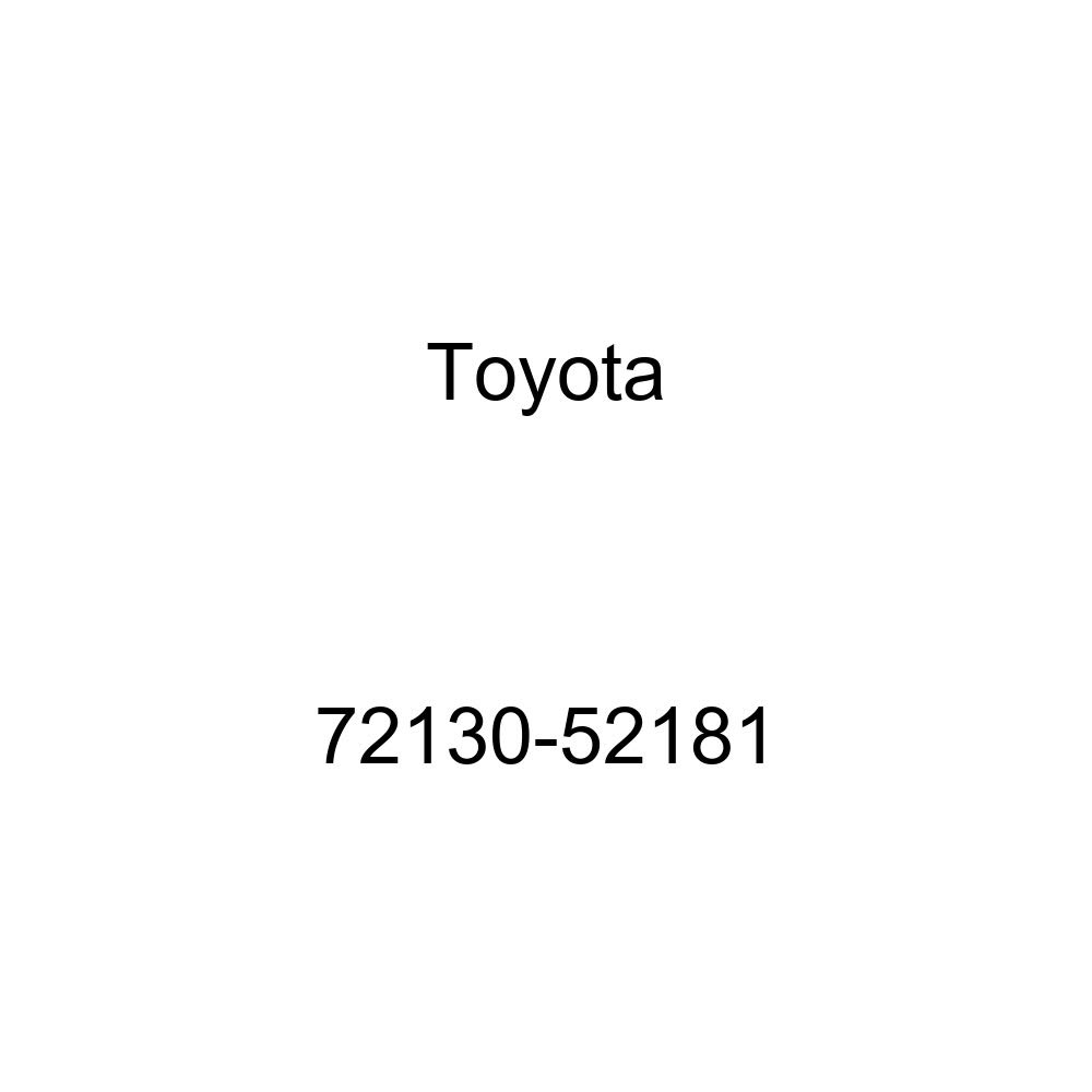TOYOTA 72130-52181 Seat Track Assembly