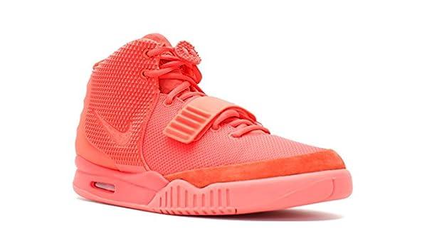 Air Yeezy 2 SP Red October - 508214-660 - Size 44.5-EU: Amazon.es: Zapatos y complementos