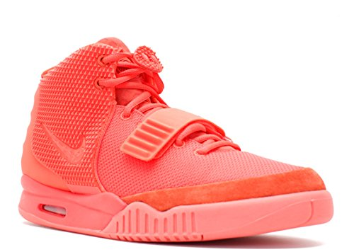 NIKE Air Yeezy 2 Sp 'Red October' - 508214-660 - Size 10 (Nike Air Yeezy)