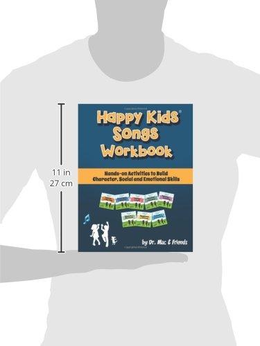Happy Kids Songs Workbook: Hands-on Activities to Build Character ...