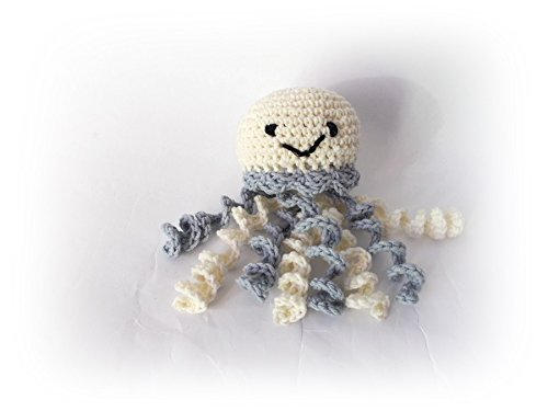 Crochet Octopus amigurumi Stuffed Toy