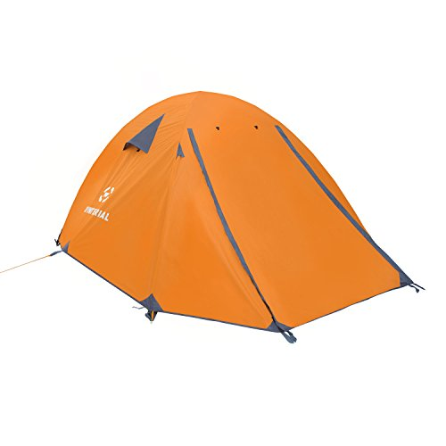 Winterial 4 Person Tent / Easy Setup Lightweight Camping ...